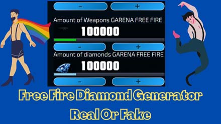 Free Fire Diamond Generator Real Or Fake