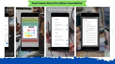 Word Counter Notes Apk