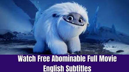 Download Abominable Full Movie in Hindi