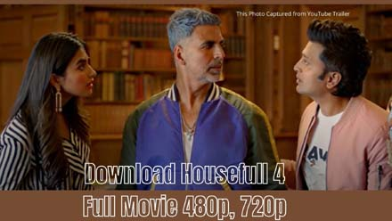 Download Housefull 4 Full Movie Filmywap