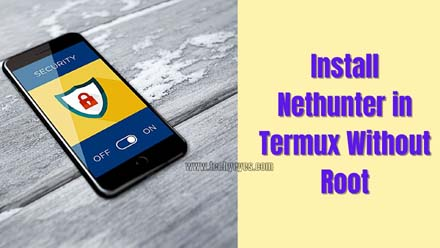 Install Nethunter in Termux
