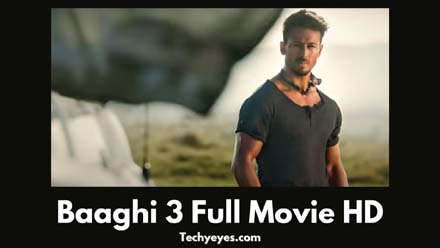 Download Baaghi 3 Full Movie HD