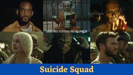 Suicide Squad Movie Download Hindi 480p Filmywap