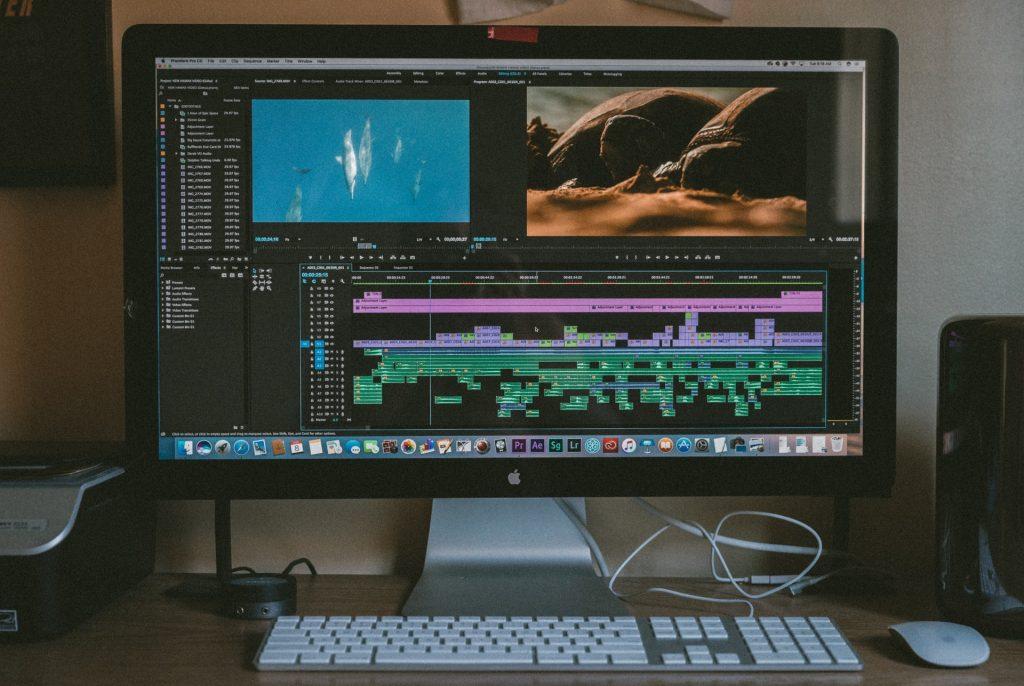 Editing program