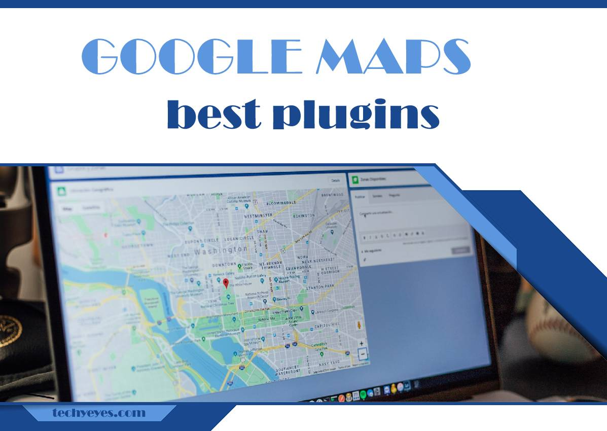 Best Google Maps Plugins for WordPress: Display Your Business's Location With Ease on Your Website