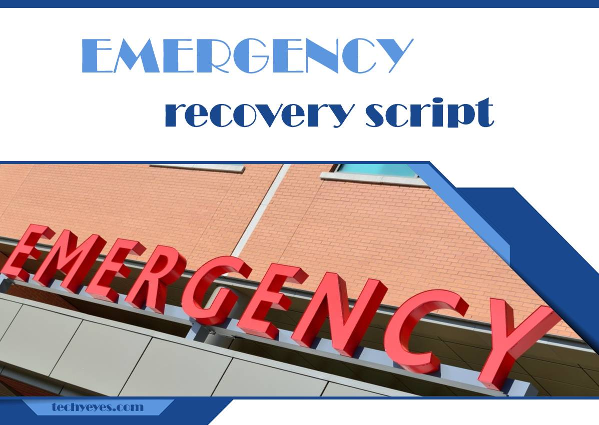 Can't Access Your WordPress Site? Try the Free Emergency Recovery Script!