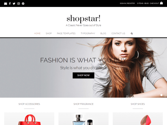Shopstar!