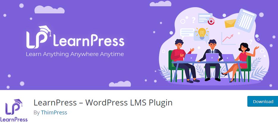 LearnPress - WordPress LMS plugin