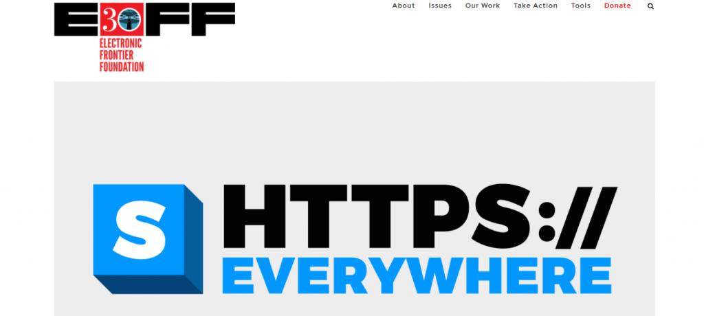 HTTPS:// Everywhere