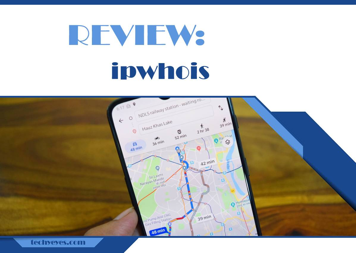 ipwhois.io Review: Personalize Content According to Visitors' Geolocation