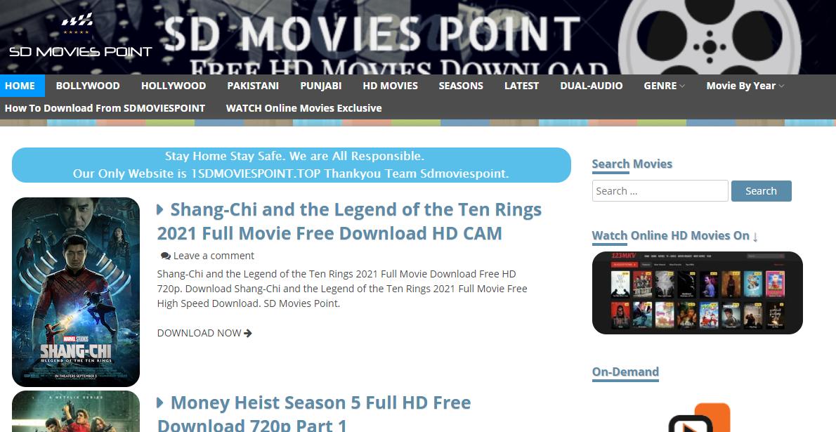 SD Movies
